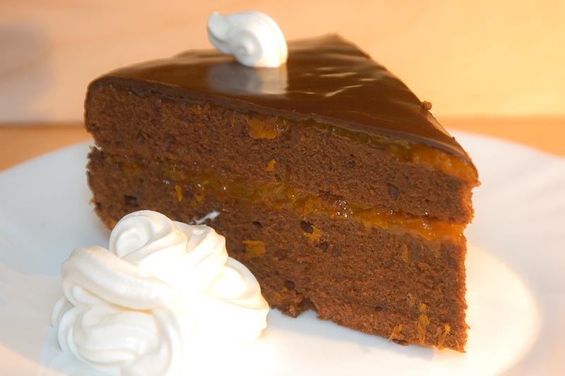 Sacherová torta