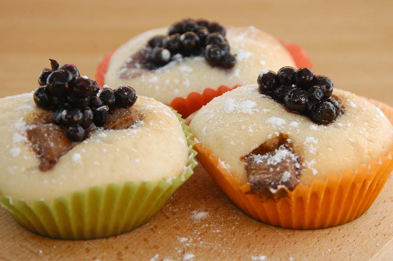 Tradičné americké muffiny