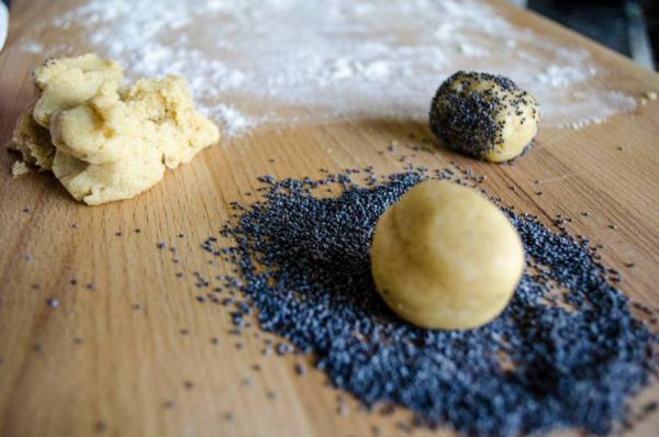 Makové sušienky