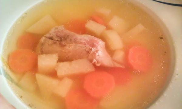 Kohútia polievka