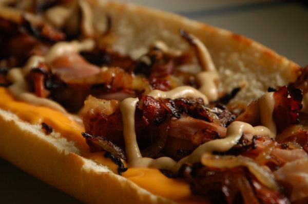 Americký Hot Dog