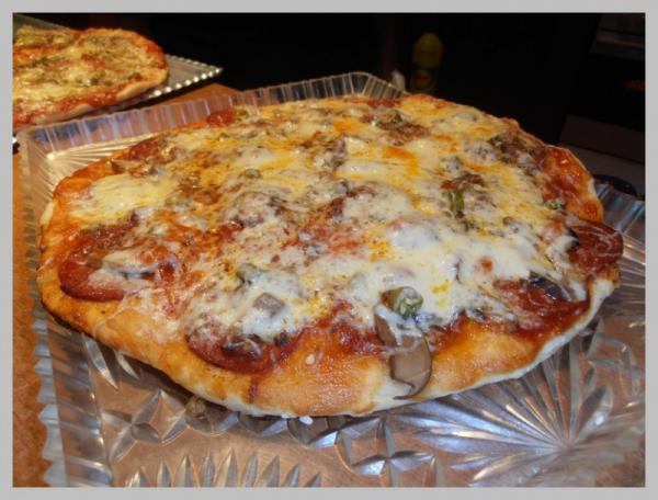 Pizza ala chlap