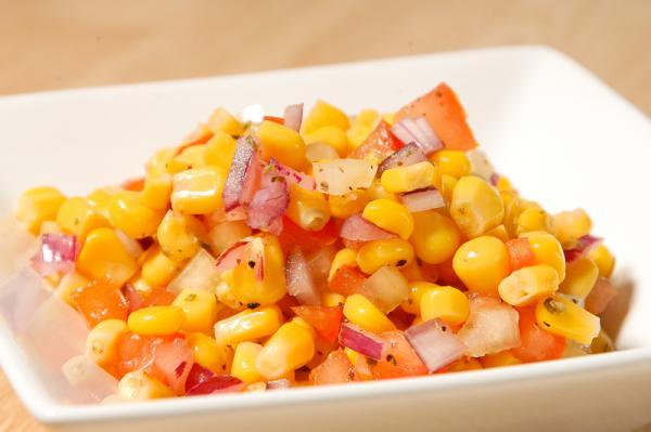 Mexický kukuricový šalát