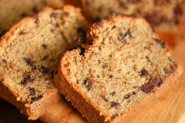 Čokoládový chleba - Omas Schokostückle Kuchen